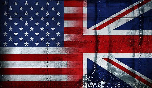 Anglais us vs anglais uk