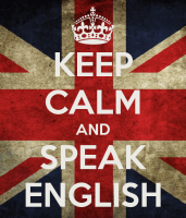 Keep calm and speak english 27